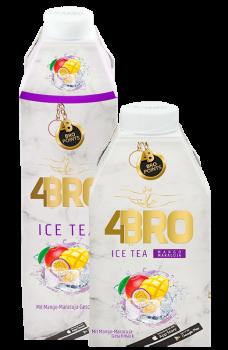 4BRO Eis Tee  Mango-Maracuja, 500ml