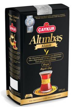 Caykur Altinbas Schwarzer Tee, 500gr