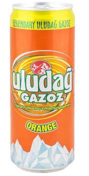 Uludag Orange Dose 330ml, inkl. PFAND